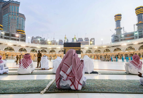 Mecca set to reopen for pilgrimages after pausing for 7 months