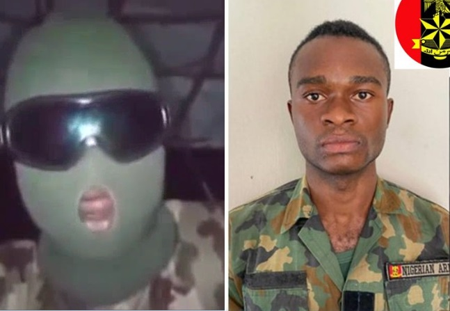 Nigerian Army Reportedly Arrest Soldier In Viral Video Begging Colleagues Not To Shoot At #EndSARS Protesters