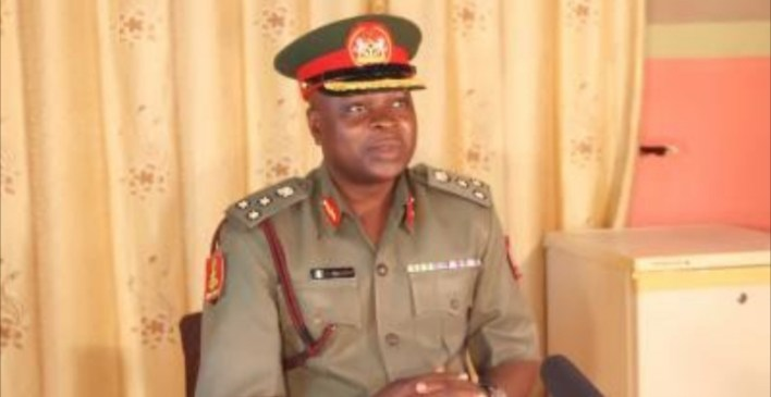 No palliatives stored in any NYSC camp, says DG