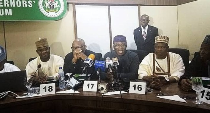 Governors back IGP on ban of federal SARS