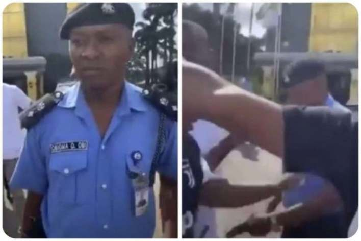 Police to investigate DPO who brought out his pistol to shoot protesters in Owerri