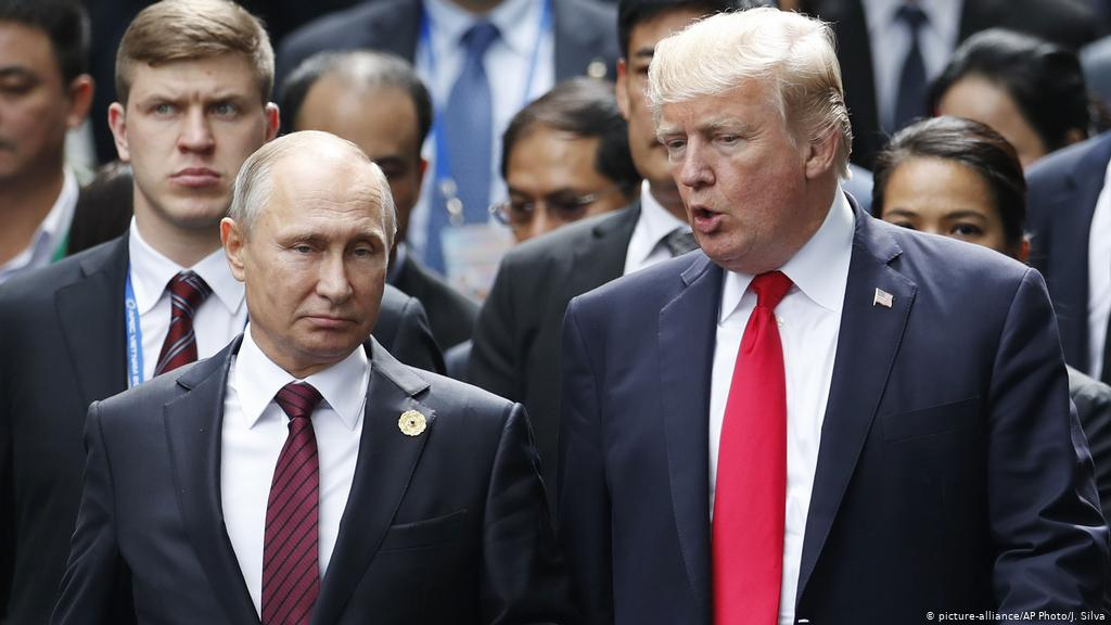 Putin, Erdogan, others react as Donald Trump, wife test positive for COVID-19