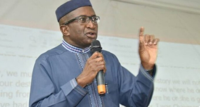 'Return my late father's judges robes', Ndoma-Egba begs mob who invaded his house