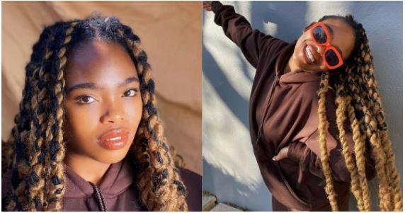 Rosemary Zimu calls out women sliding into her man's DM