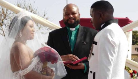 Sabelo and Sindiswa officially ties the knot