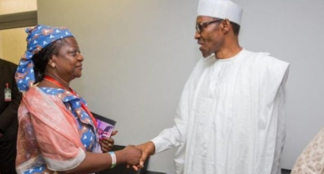 Situation Room To President Buhari: Withdraw nomination of Lauretta Onochie as INEC commissioner