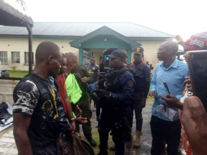 Three telecom mast vandals nabbed in Akwa Ibom