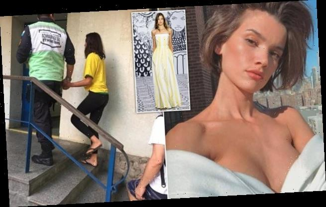 Top Dolce & Gabbana model who vanished from New York a year ago is found 'disoriented' in Brazilian slum