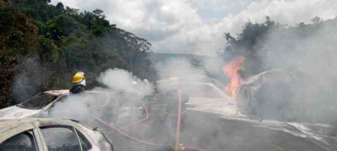UPDATE: Many feared dead as fuel tanker explodes in Osun