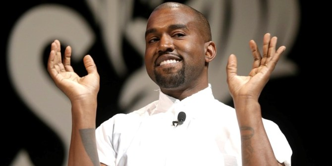 I Laughed When God Called Me To Be President – Kanye West
