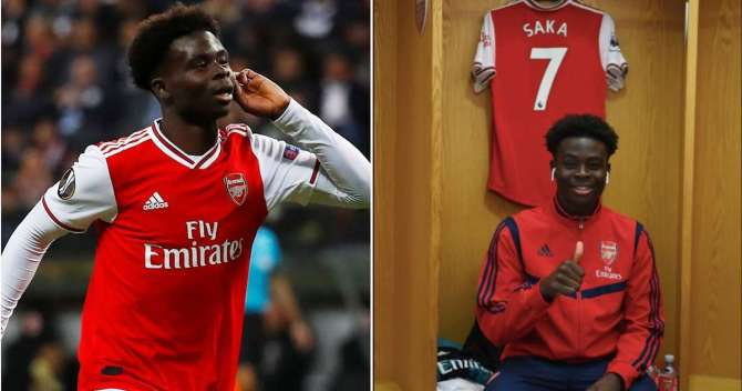 Bukayo Saka Reveals Real Reason He Chose England Over Nigeria