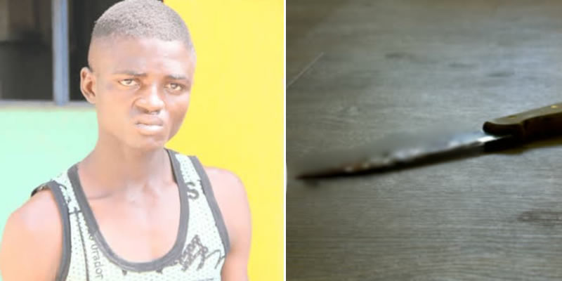 18-yr-old man stabs rival to death over girlfriend in Bauchi
