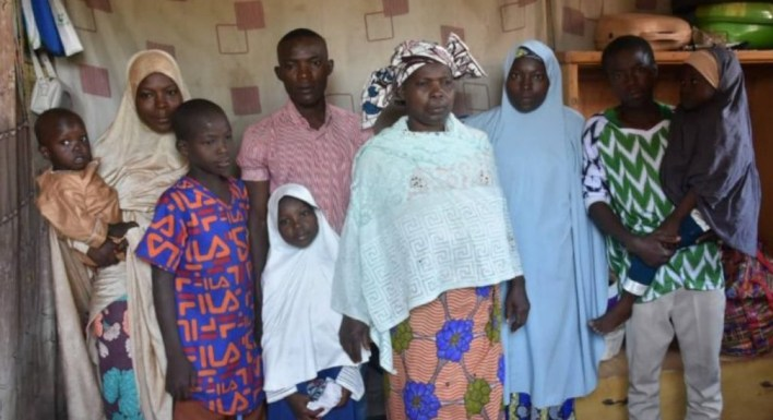 54-year-old mother of 15 counsels Nigerians on family planning