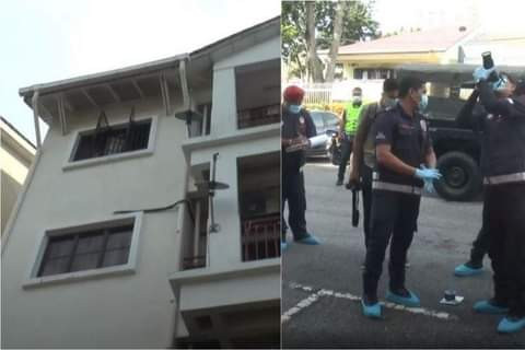 Nigerian man arrested in Malaysia for allegedly throwing his 4-year-old grandson from third floor apartment
