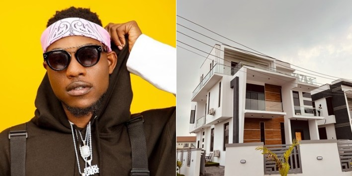 Singer LAX Buys New House (Photos)