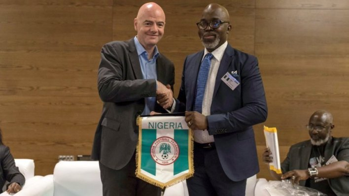 Sports Writers Association gets N11m FIFA COVID-19 funds from NFF