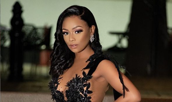 Bonang Matheba publicly shows support to the newly crowned Miss SA, Shudufhadzo