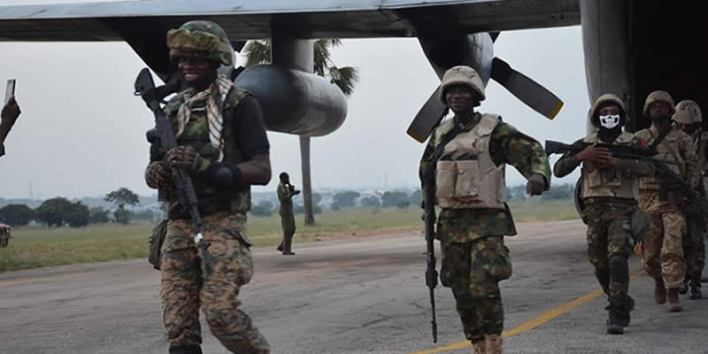 Nigerian Air Force trains 200 personnel abroad