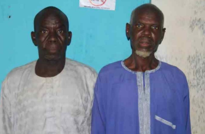 Bauchi Police arrest two elderly men over alleged rape of 13-year-old girl
