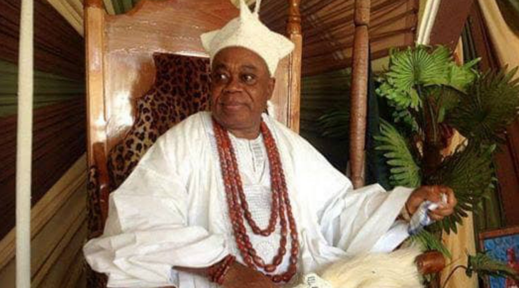 BREAKING: Suspected kidnappers kill Ondo first class monarch