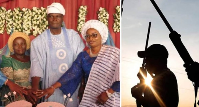 JUST IN: Kidnappers abduct wife of Ondo Governor's Chief of Staff