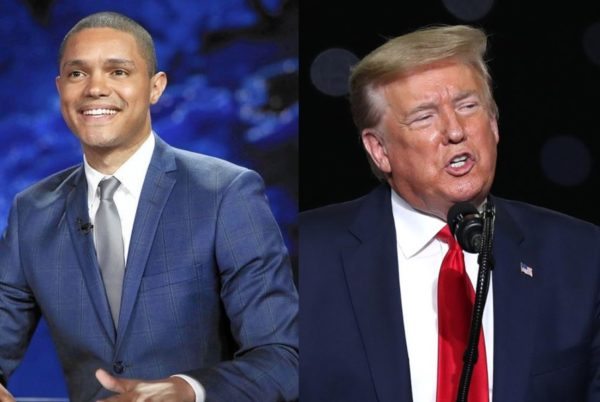 Trevor Noah's career feared to end due to Donald Trump's loss