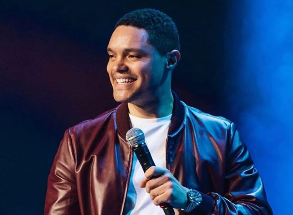 Trevor Noah and his Hollywood girlfriend spotted house hunting