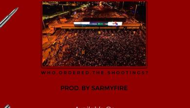 SarmyFire - WOTS (Who Ordered The Shootings)  Lyrics