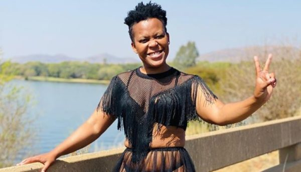 Zodwa Wabantu replies to critics over kissing of fans during performance amid lockdown