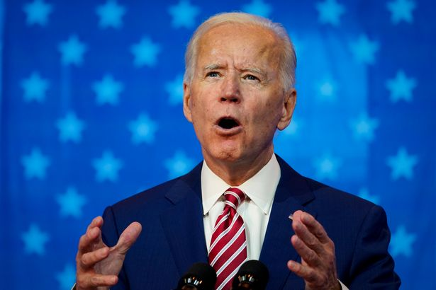 US Election: Joe Biden Launches Transition Website