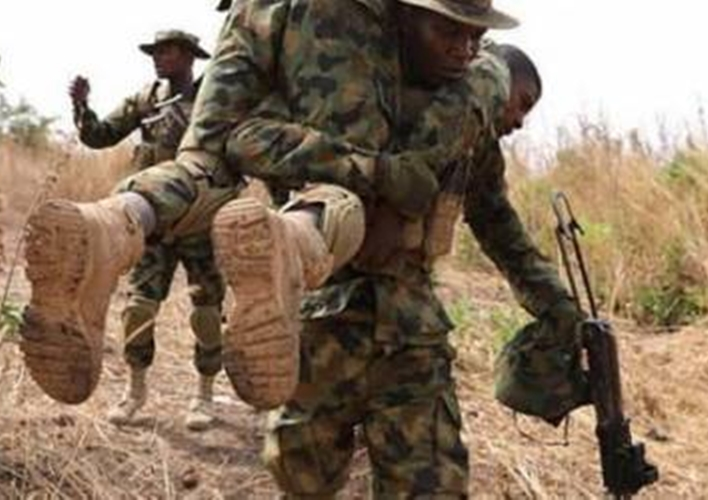 Bandits Ambush Nigerian Soldiers In Katsina, Kill One