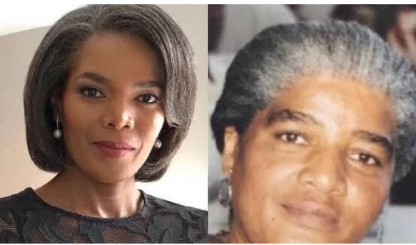 Connie Ferguson's sister shares snap of her and their mom