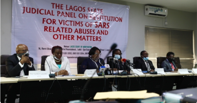 #EndSARS: We are unable to trace 'erring officers', police lawyer tells Lagos panel