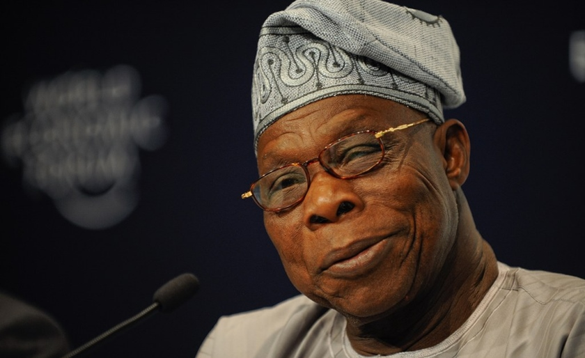 Ex-President, Obasanjo, Allegedly Flogs Relative's Wife With Horse Whip Over N160m 'Theft' In Ogun State
