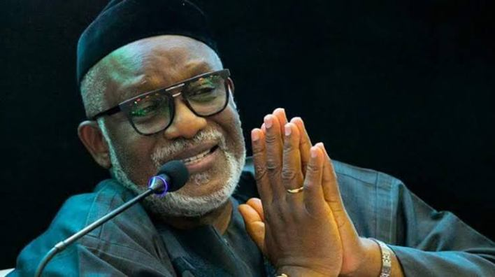 Court fixes December 14 for judgment in suit challenging Akeredolu's candidacy