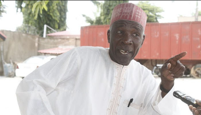 #EndSARS protest just a tip of the iceberg, a revolution is coming, says Galadima