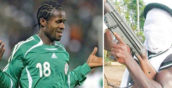 Kidnapped Ex-Super Eagles Star, Obodo, Freed