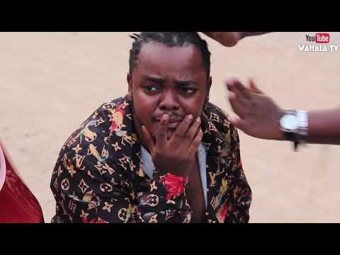 AFRICAN ARMY OFFICER (EVACOMEDYVIDEOS) Ft WAHALATV