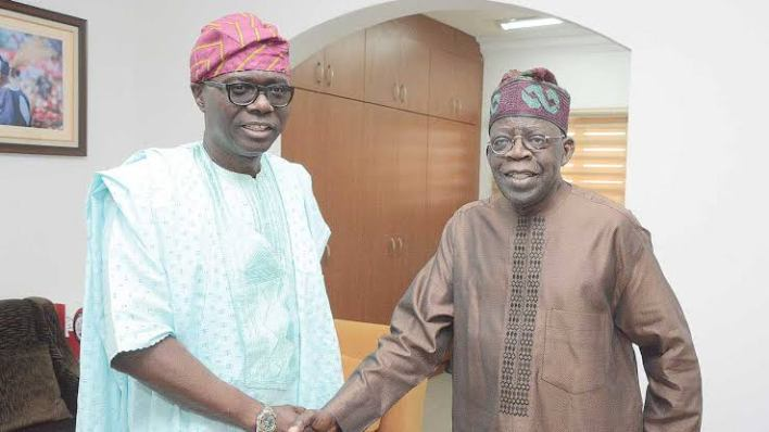 Gov Sanwo-Olu names buildings after Tinubu, late Osinowo, makes new appointment