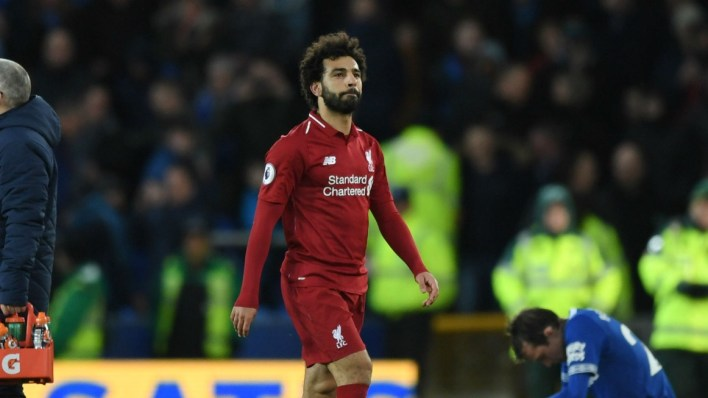 Liverpool star Salah tests positive for COVID-19