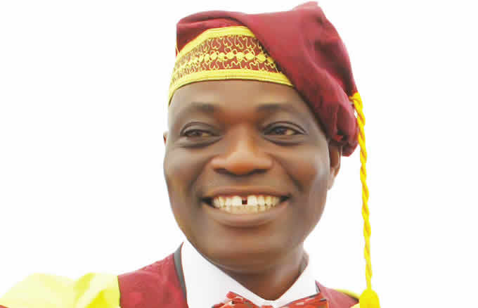 JUST IN: Suspended UNILAG VC, Prof Ogundipe Reinstated