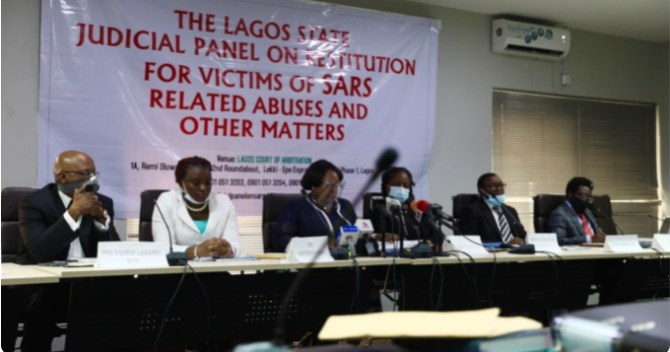 Lagos panel continues review of Lekki shooting footage