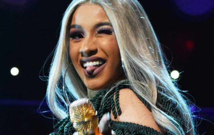 "Cardi B reveals the real reason ""WAP"" wasn't nominated for a Grammy"