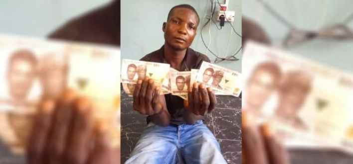 Man, 26, Arrested For Possession And Circulation Of Counterfeit Naira Notes In Adamawa