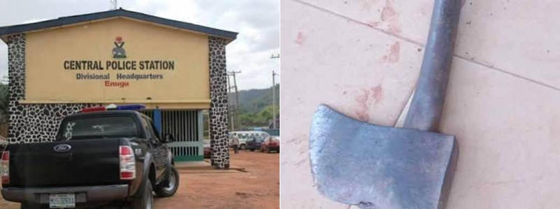 Man Hacks 64-year-old Father To Death, Buries Him in Enugu