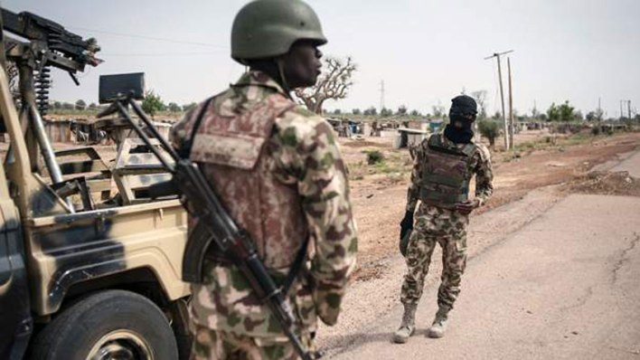 Military Kills Five Terrorists, Recovers Cache Of Arms