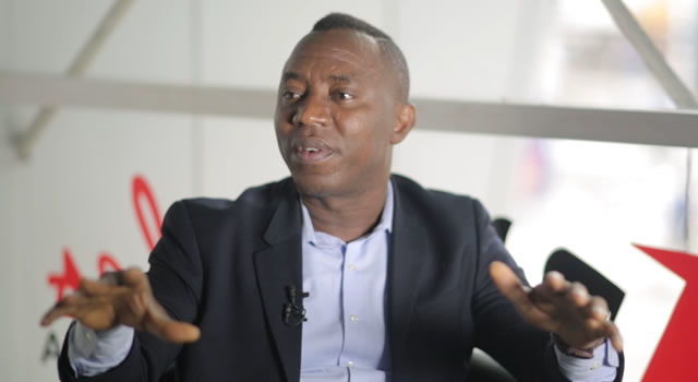 Sowore's Offending Noisiness