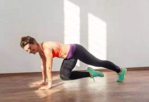 7 easy plank exercises you can do at home