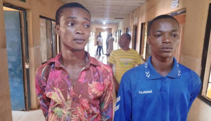 Police arrest two over alleged gang-raping of 14-year-old girl in Ogun