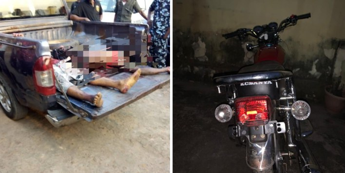 Police dislodge armed robbery syndicate in Onitsha, robbery suspects certified dead after gun duel